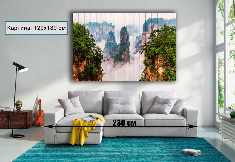 Как выбрать размер картины