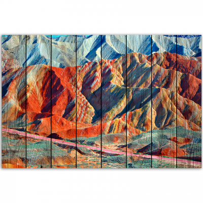 красивые картины гор