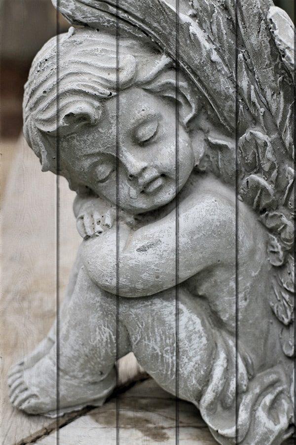 картина ангел