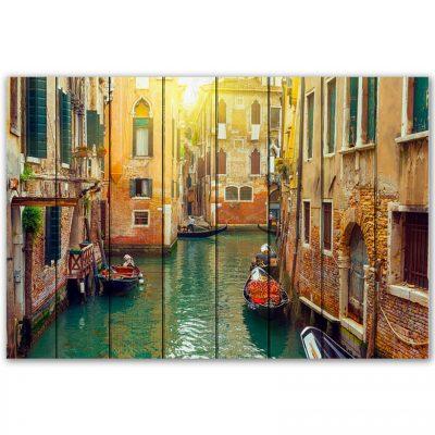 картина каналы Венеции