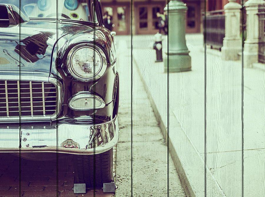 картина Ретро автомобиль