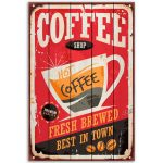 картина кофе