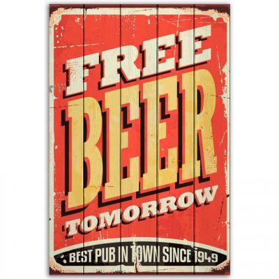 картина пиво