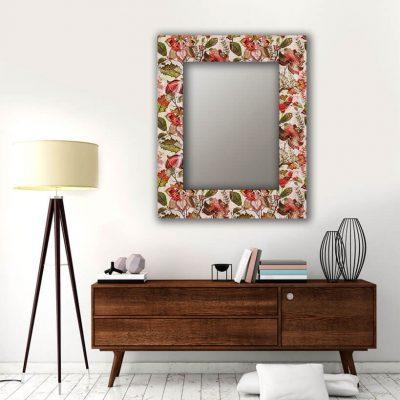 настенное зеркала