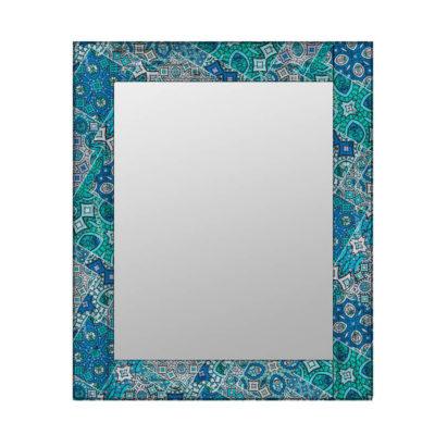 Дизайнерское настенное зеркало