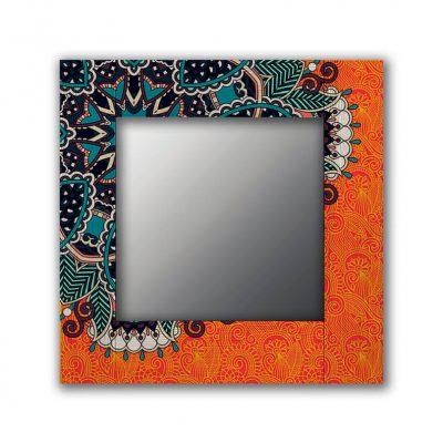 настенное зеркало в стиле прованс