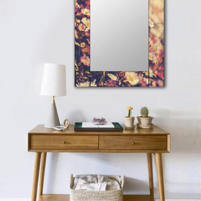 декоративное настенное зеркало