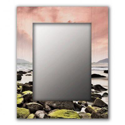дизайнерское зеркало море