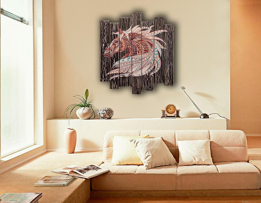 картина картина Лошадь
