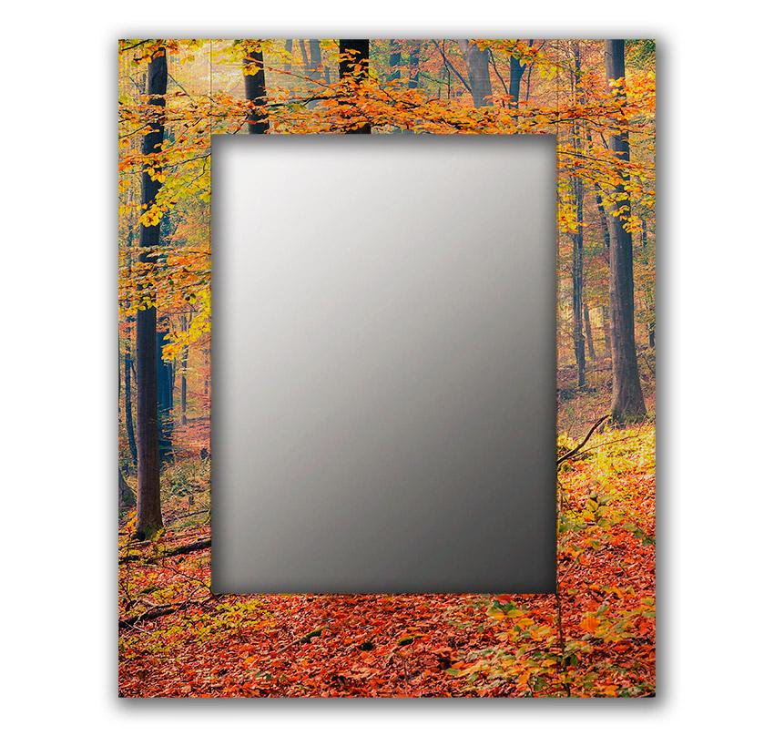 желтое зеркало