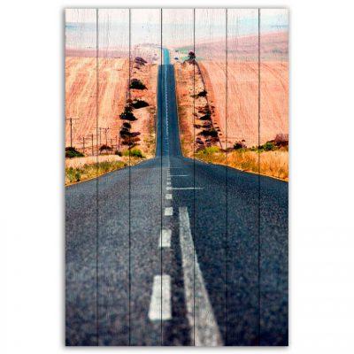 картина дорога
