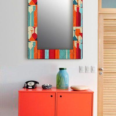 ретро зеркало