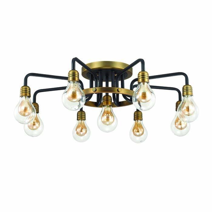 Потолочная люстра Odeon Light Alonzo 3983/9C