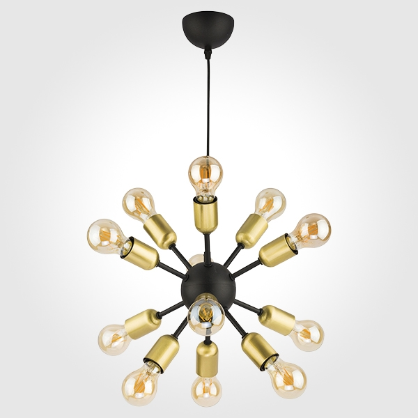 Подвесная люстра 1469 Estrella Black TK Lighting TK Lighting
