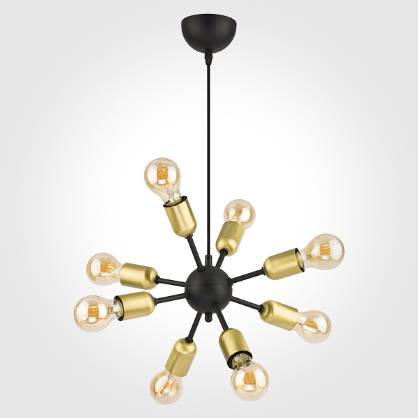 Подвесная люстра 1468 Estrella Black TK Lighting TK Lighting