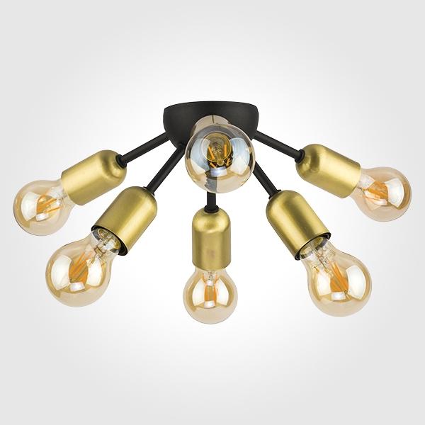 Потолочный светильник 1467 Estrella Black TK Lighting TK Lighting