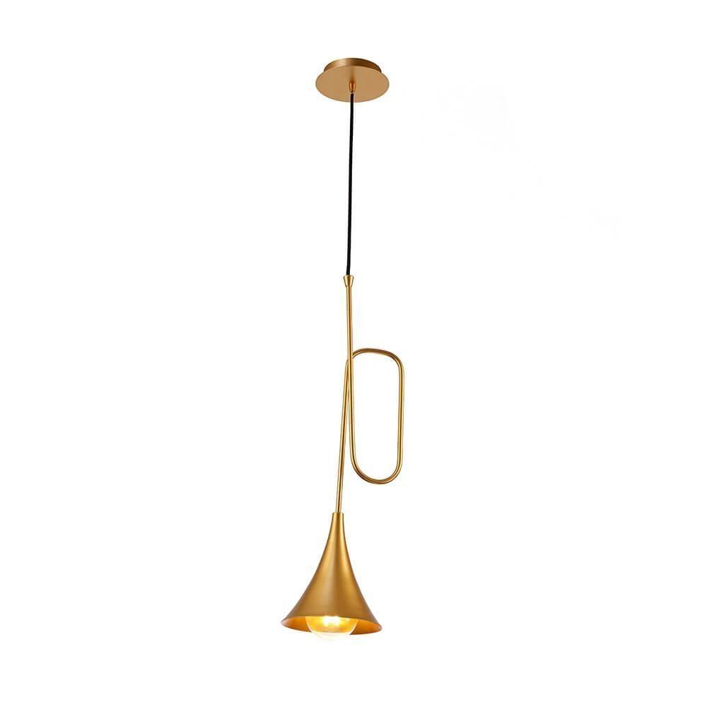 Подвесной светильник Mantra Jazz Pintura Oro 6354