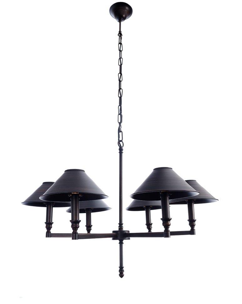 Подвесная люстра Arte Lamp Giordano A2398LM-6BA