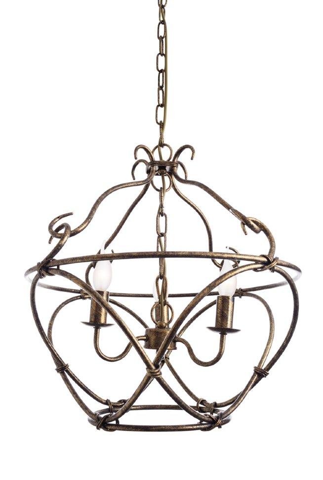 Подвесная люстра Arte Lamp Bellator A8960SP-3GA