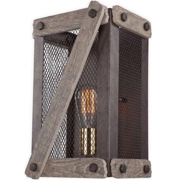 Настенный светильник Lussole Loft LSP-9101