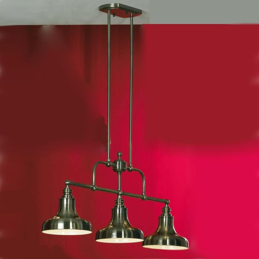 Подвесной светильник Lussole Sona LSL-3013-03