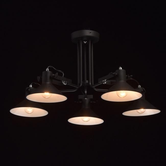 Потолочная люстра MW-Light ДаунТаун
