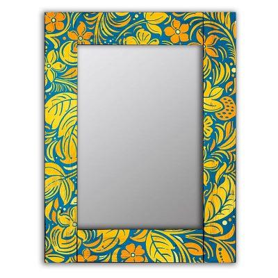 зеркало в русском стиле