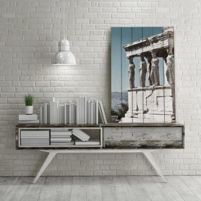 картина Акрополь Афины