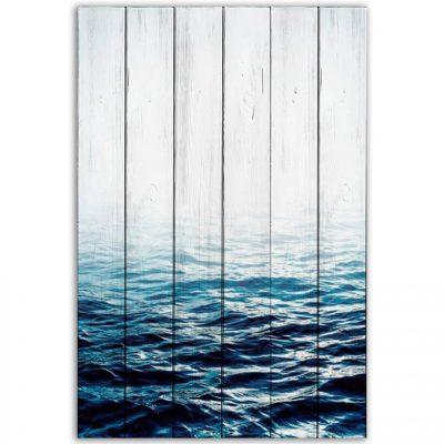 картина вода