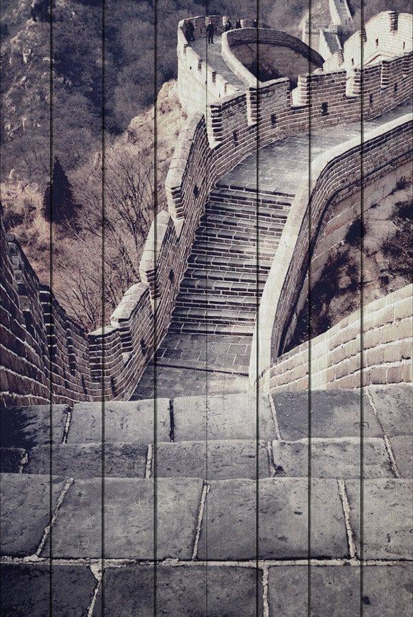 картина Великая стена