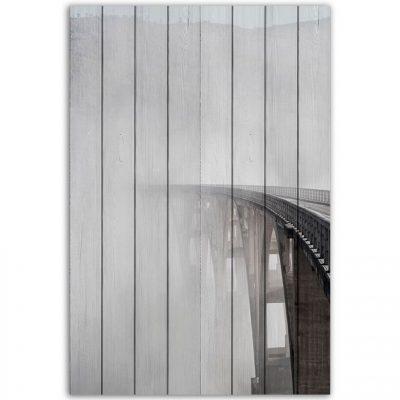 картина туман