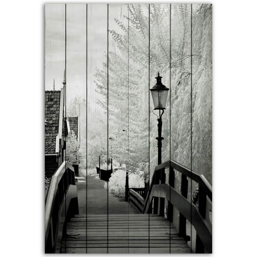 картина лестница