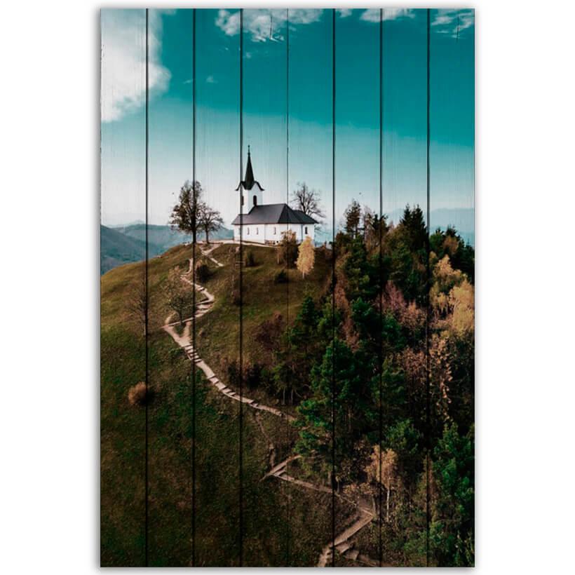 картина холм Св. Якоба