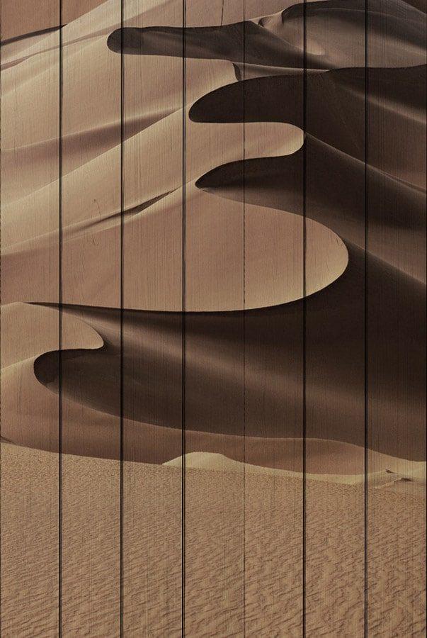 картина дюны