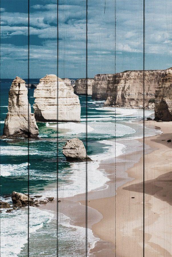 картина Побережье Австралии