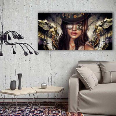 Картины Стимпанк
