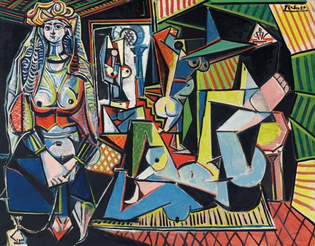 Алжирские женщины Пикассо