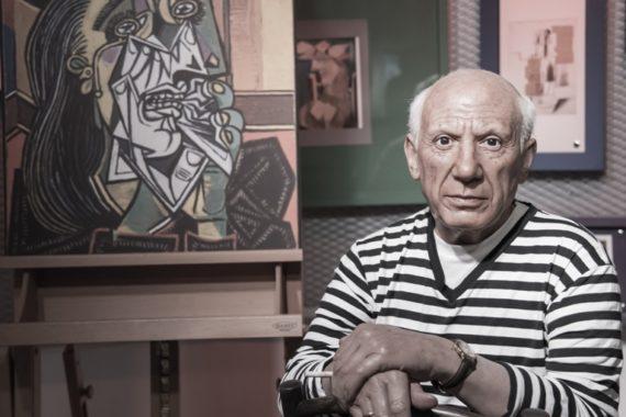 ТОП 10 фактов из жизни Пикассо