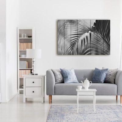 картина Пальмовые листья