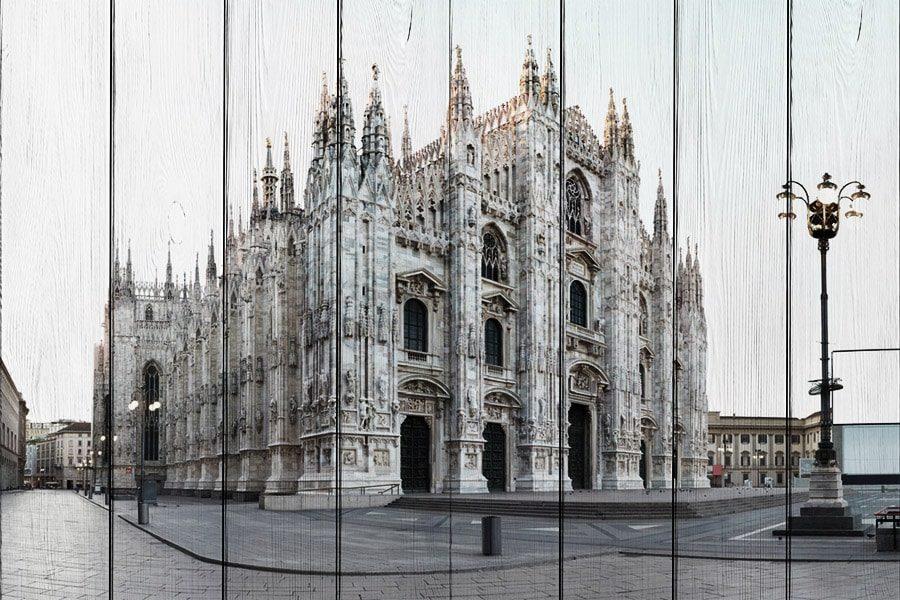 картина Собор Милан
