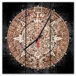 часы календарь майя