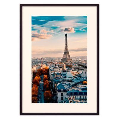 постер Эйфелева башня Париж