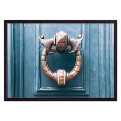 постер дверь
