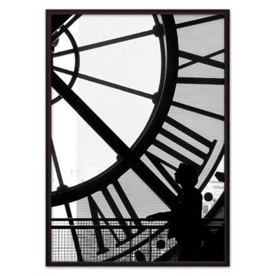 Постер часы