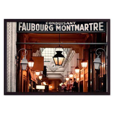 постер Монмартр