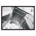 постер Триумфальная арка Париж