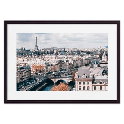 постер Париж