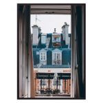 постер окно