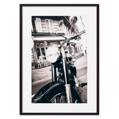 постер мотоцикл