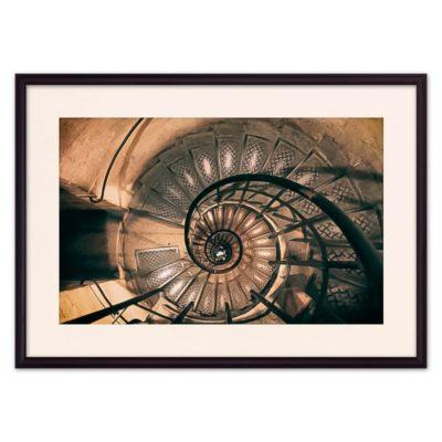 постер лестница